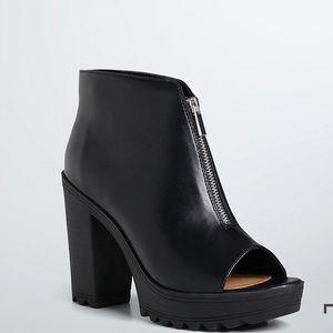 Torrid Hill Heel Shoes NWOT